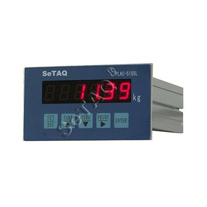 PLAC-5105L-A/N Series Weighing Indicator (Aluminium enclosure)