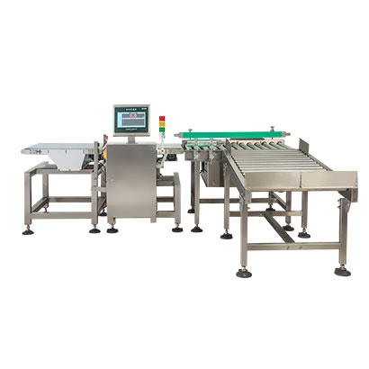 SCW/B5 Big Package Checkweigher