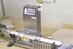 西泰克皮带秤 检测颗粒剂袋装重量 颗粒剂装量差异